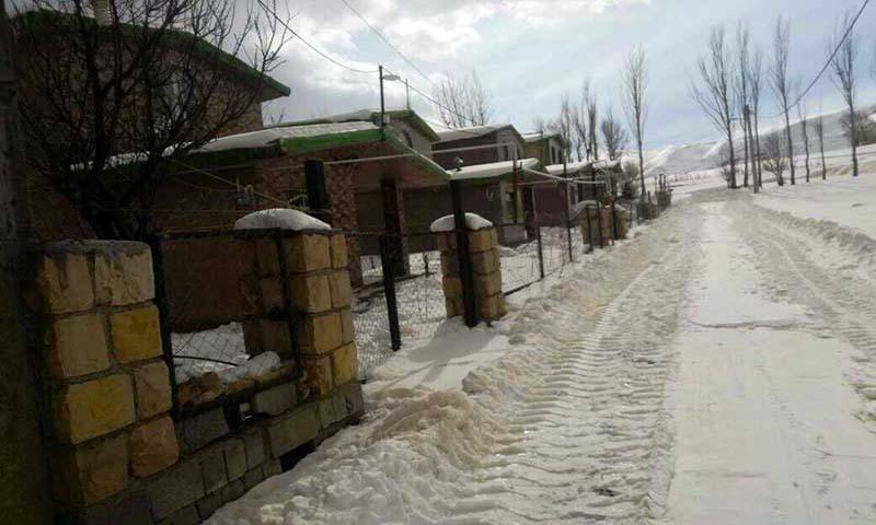 مجموعه ویلا های بوم گردی روستای ملک اباد