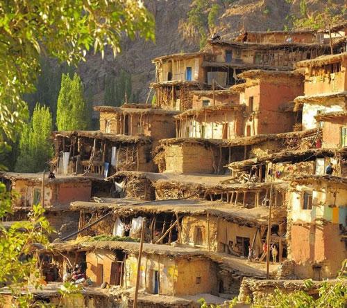 روستای سرآقا سید