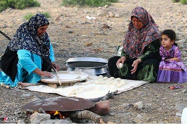 معرفی غذاهای محلی چهارمحال و بختیاری