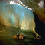 غار یخی چما یکی از اعجابانگیزترین غارهای استان چهارمحال و بختیاری