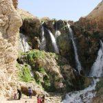 معرفی منطقه ی گردشگری و توریستی آبشار شیخ علیخان کوهرنگ