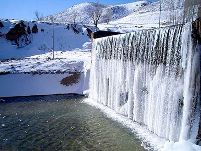 """""""آبشار های زیبای تونل کوهرنگ"""" قفل است آبشار های زیبای تونل کوهرنگ"""